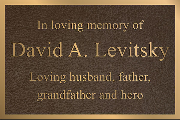 memorial Plaque, bronze memorial plaques, memorial plaques
